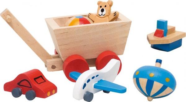Puppenhauszubehör - Accessoires Kinderzimmer