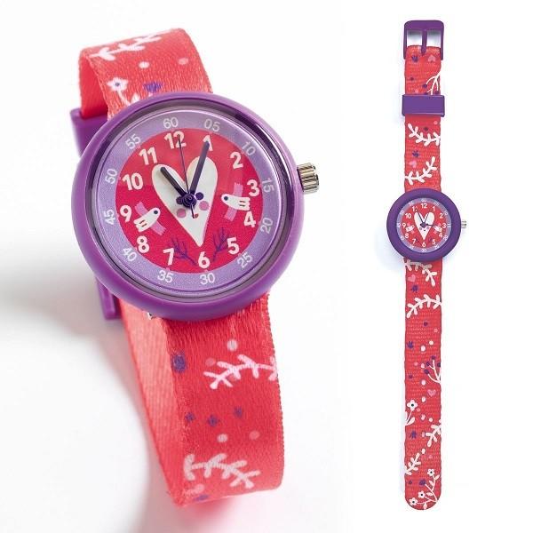Armbanduhr Herz