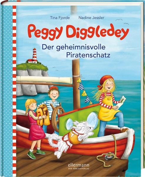 """Vorlesebuch Peggy Diggledey """"Der geheimnisvolle Piratenschatz!"""""""