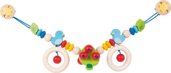 Kinderwagenkette Vogel
