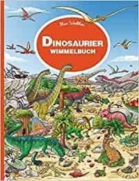 Wimmelbuch - Dinosaurier