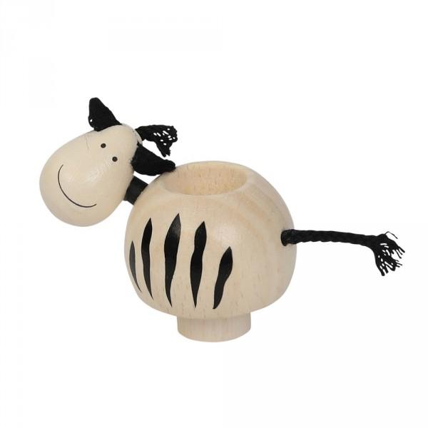 Geburtstagskranz Kerzenhalter Zebra
