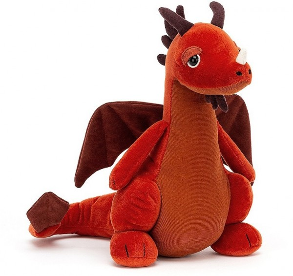 Paprika Dragon - Kuscheltier Drache