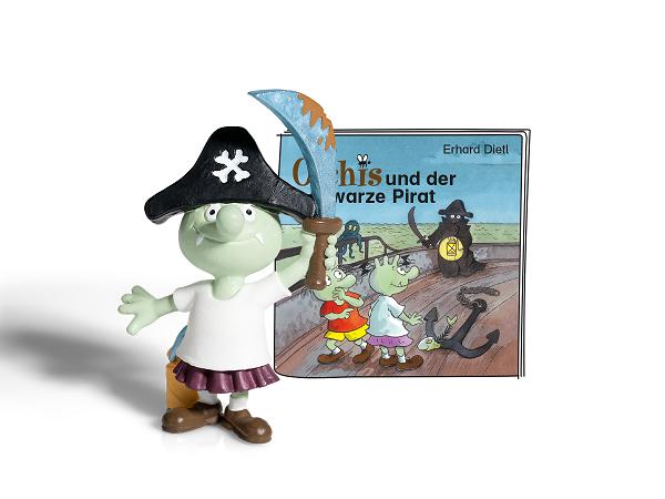 """Tonie """"Die Olchis und der schwarze Pirat"""""""