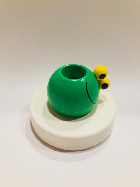 Geburtstagskranz Kerzenhalter Frosch