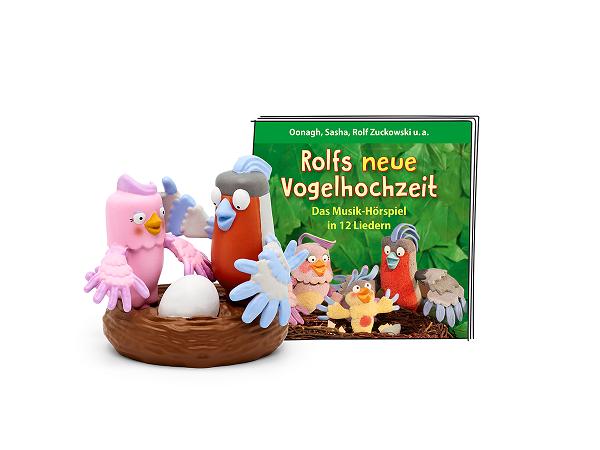 """Tonie """"Rolf Zuckowski - Rolfs neue Vogelhochzeit"""""""