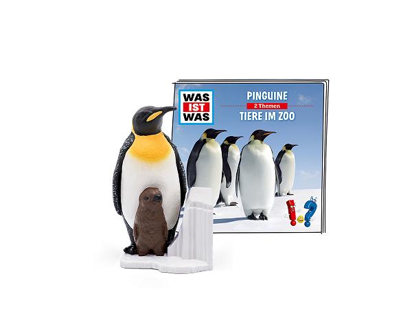 """Tonie """"Was ist was - Pinguine / Tiere im Zoo"""""""