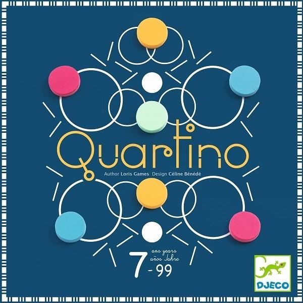 Spiel Quartino