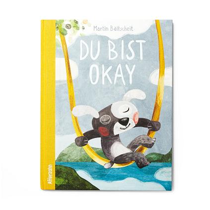 """Bilderbuch """"Du bist okay"""""""