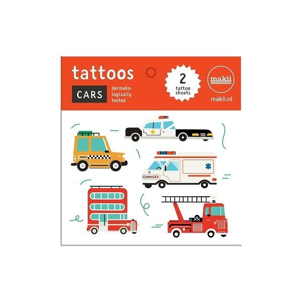 Tattoos Autos