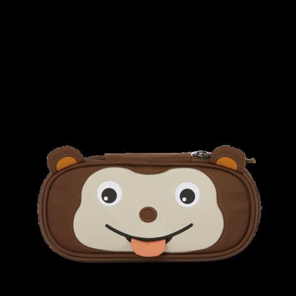 Stiftemäppchen / Federtasche Affe