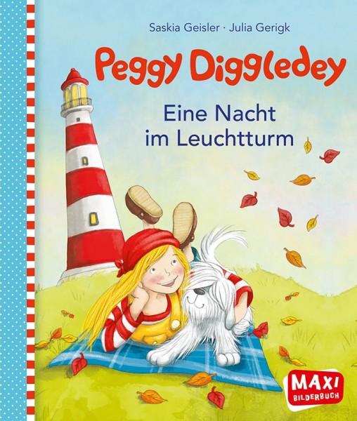 """Maxibuch Peggy Diggledey """"Eine Nacht im Leuchtturm"""""""