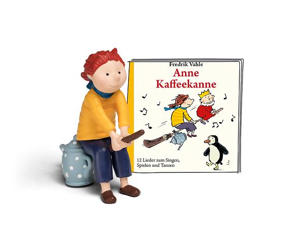 """Tonie """"Anne Kaffeekanne - 12 Lieder zum Singen, Spielen und Tanzen"""""""