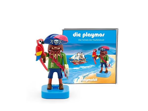 """Tonie """"Die Playmos - Der Schatz der Teufelsinsel"""""""