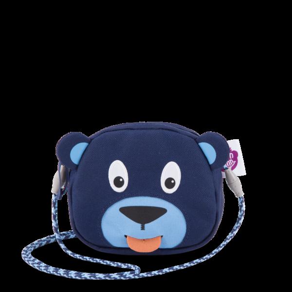 Geldbeutel / Brustbeutel Bär