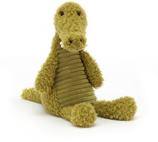 Wurly Croc - Kuscheltier Krokodil