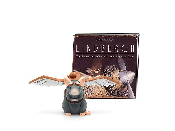 """Tonie """"Lindbergh - Die abenteuerliche Geschichte einer fliegenden Maus"""""""