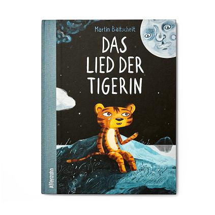 """Bilderbuch """"Das Lied der Tigerin"""""""